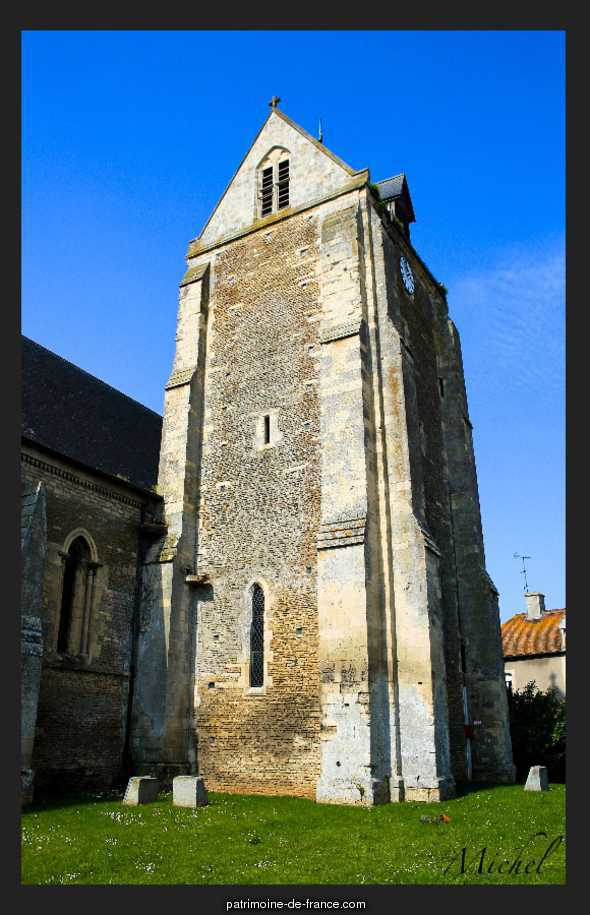 Eglise de Soliers