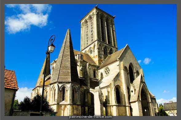 Eglise de Norrey-en-Bessin