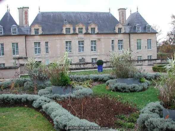 Château de Léry à Auvers sur oise.