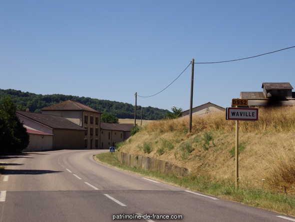 moulin à blé dit Moulin de Bauland, corroierie