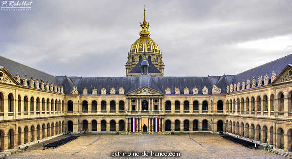 H tel des invalides paris 7eme arrondissement paris for Appart hotel paris 7eme