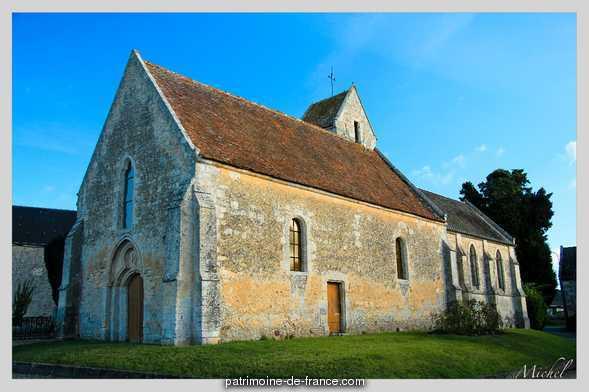 Eglise paroissiale Saint-Aubin