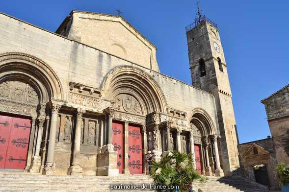 Eglise à St gilles.