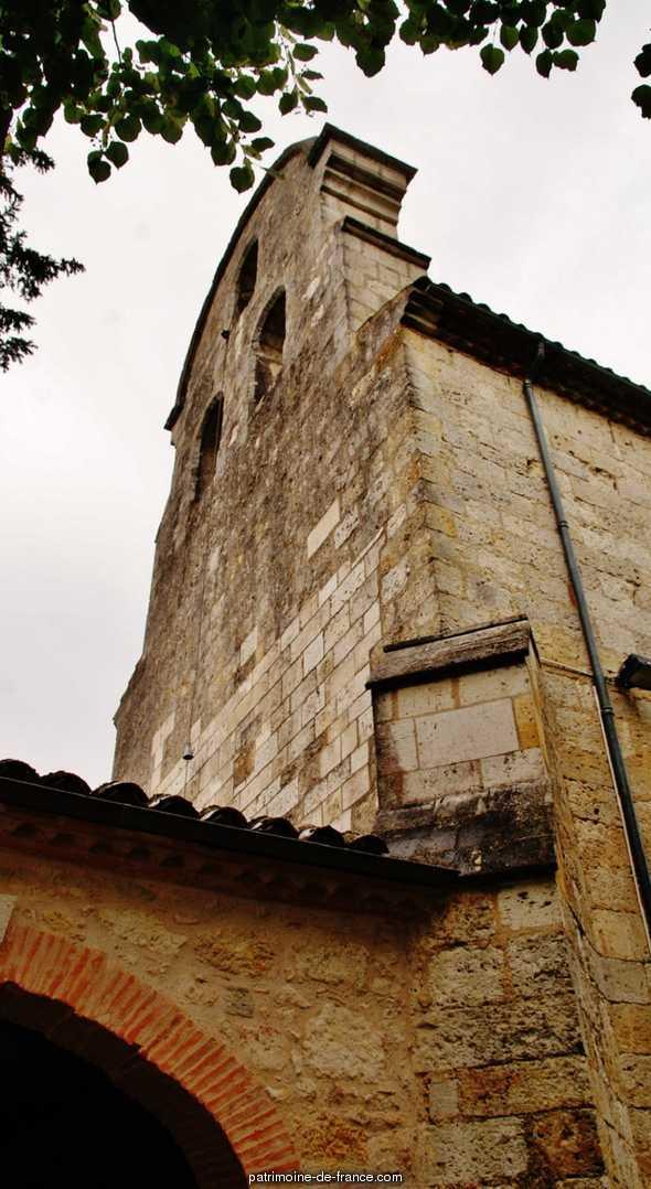 Eglise Paroissiale Saint-Laurent à Sistels.