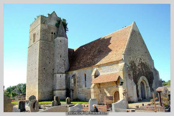 Eglise de Grisy