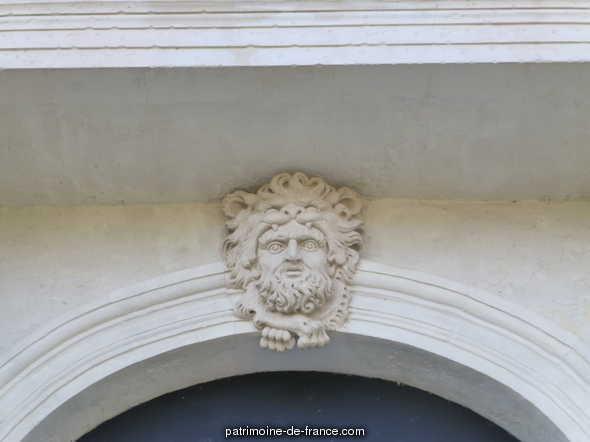Domaine du château de Bonnier de la Mosson à Montpellier.
