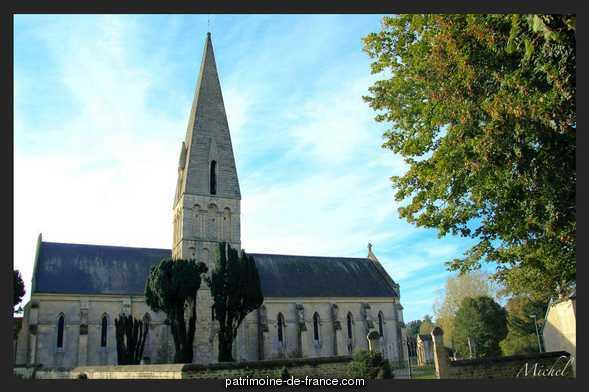 Eglise d'Allemagne-la-Basse ou église Notre-Dame