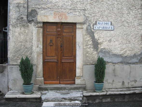 maison Arbaye à Grezian.