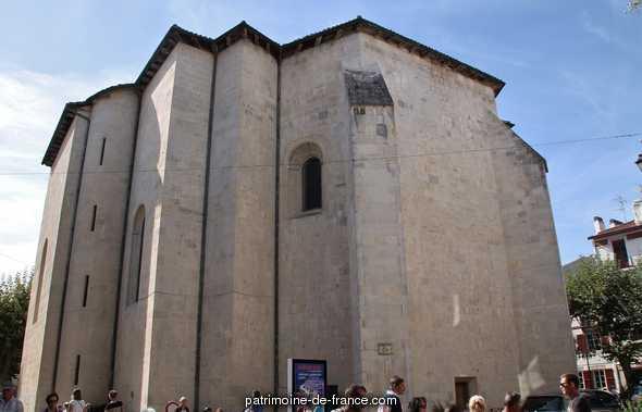 Eglise Saint-Jean-Baptiste à St jean de luz.