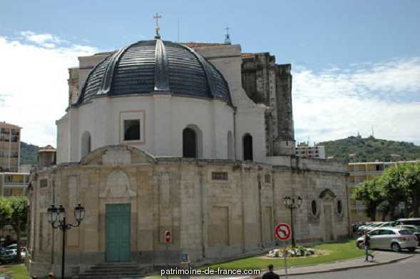 Cathédrale Saint-Jean (ancienne) à Ales.
