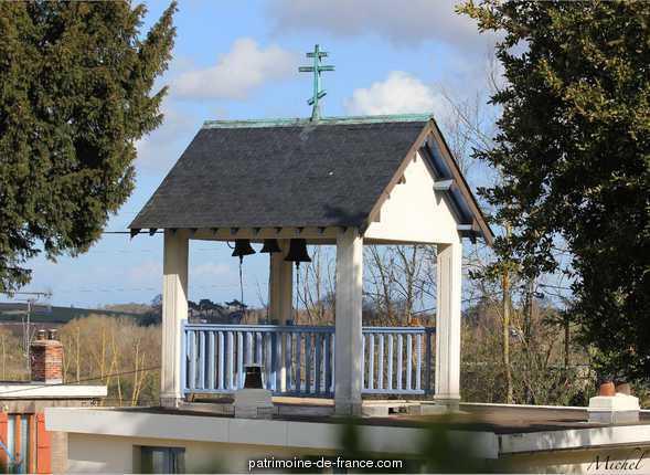 Sanctuaire orthodoxe Saint-Serge