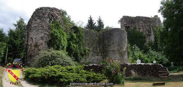 château de Prény