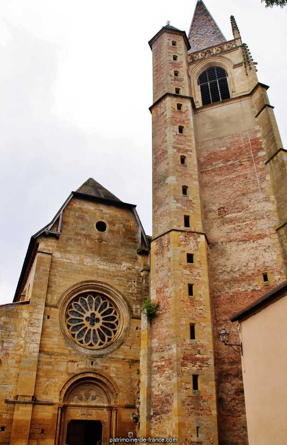 Abbey La Bénisson-Dieu.