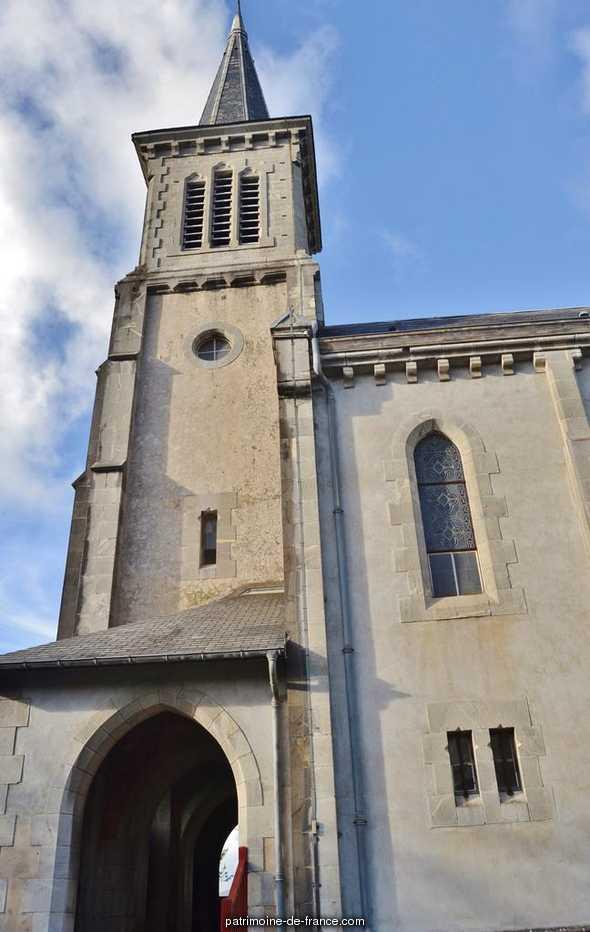 église paroissiale Notre-Dame-de-l'Assomption à Bonloc.