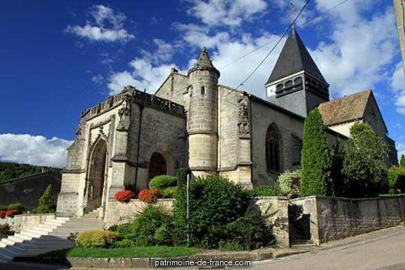 Eglise à Poissons.