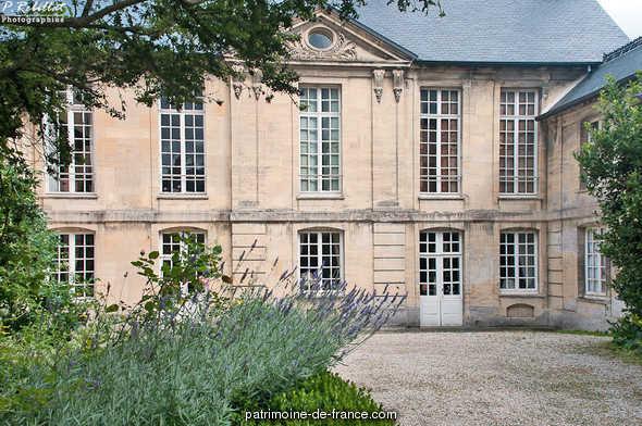 Hôtel de la Crespellière à Bayeux.
