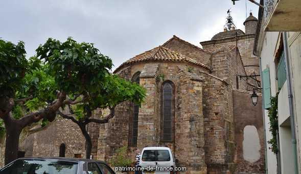 église paroissiale Saint-Alban à Neffies.