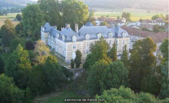 Château à Audaux.