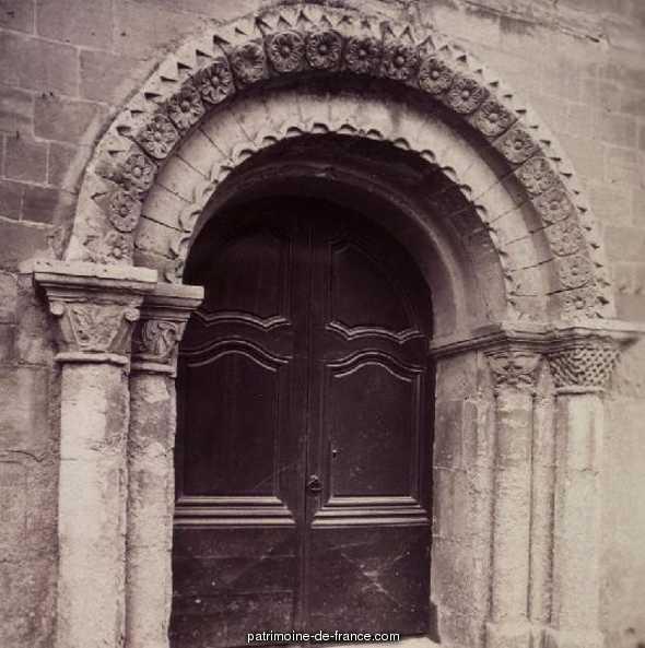 Eglise à St ouen l aumone.