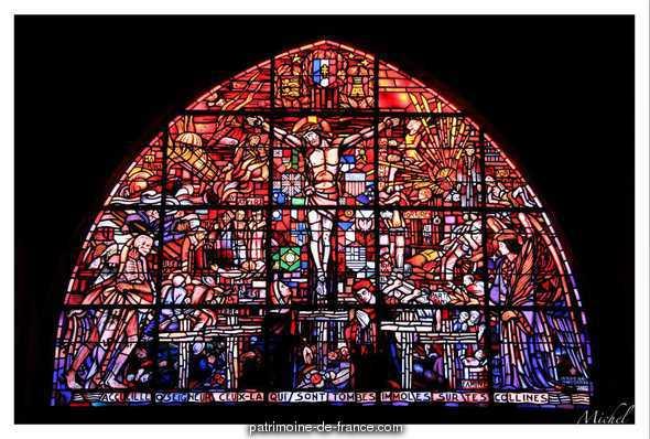 Eglise Saint-Michel-de-Vaucelles