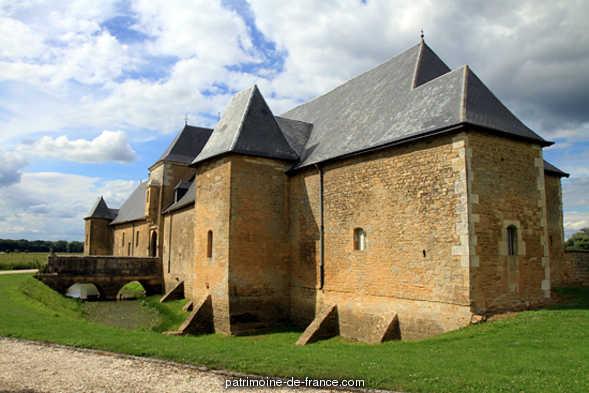 Château-ferme de Maison à Bar