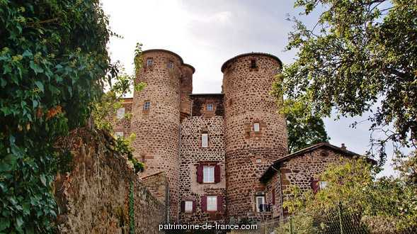 Castle of the Taylor, French Heritage monument to Vergezac.