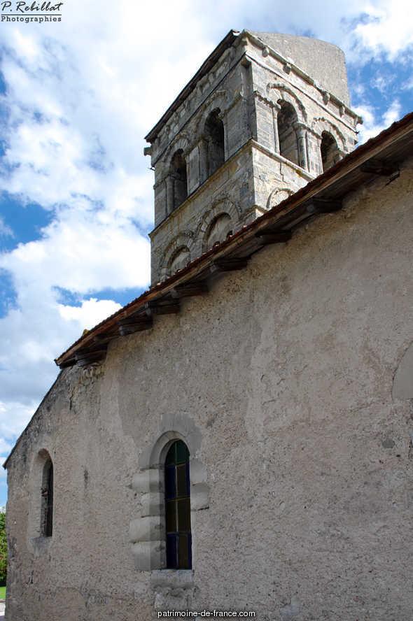 Church Saint-Martin of Senate, French Heritage monument to Taxat senat.