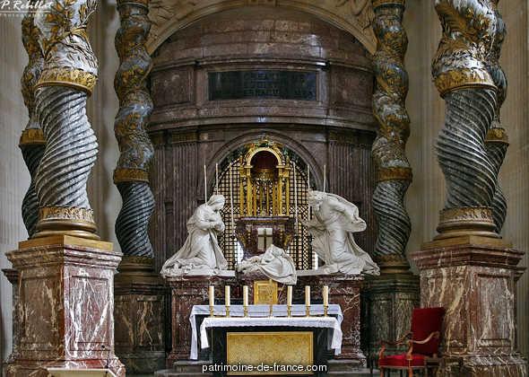 Abbey of Val-de-Grâce (former), French Heritage monument to Paris 5eme arrondissement.