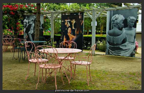 jardin Christian Dior