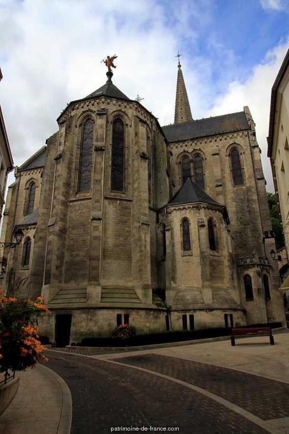 Eglise à Joinville.