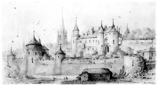Ch�teau de Saint-Dizier