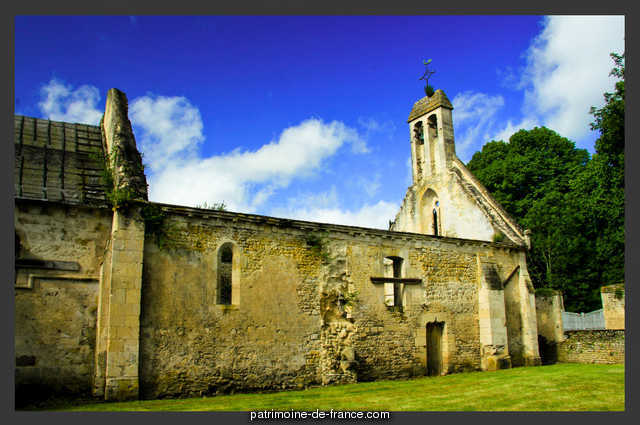 Chapel of Torp, French Heritage monument to Villers canivet 3