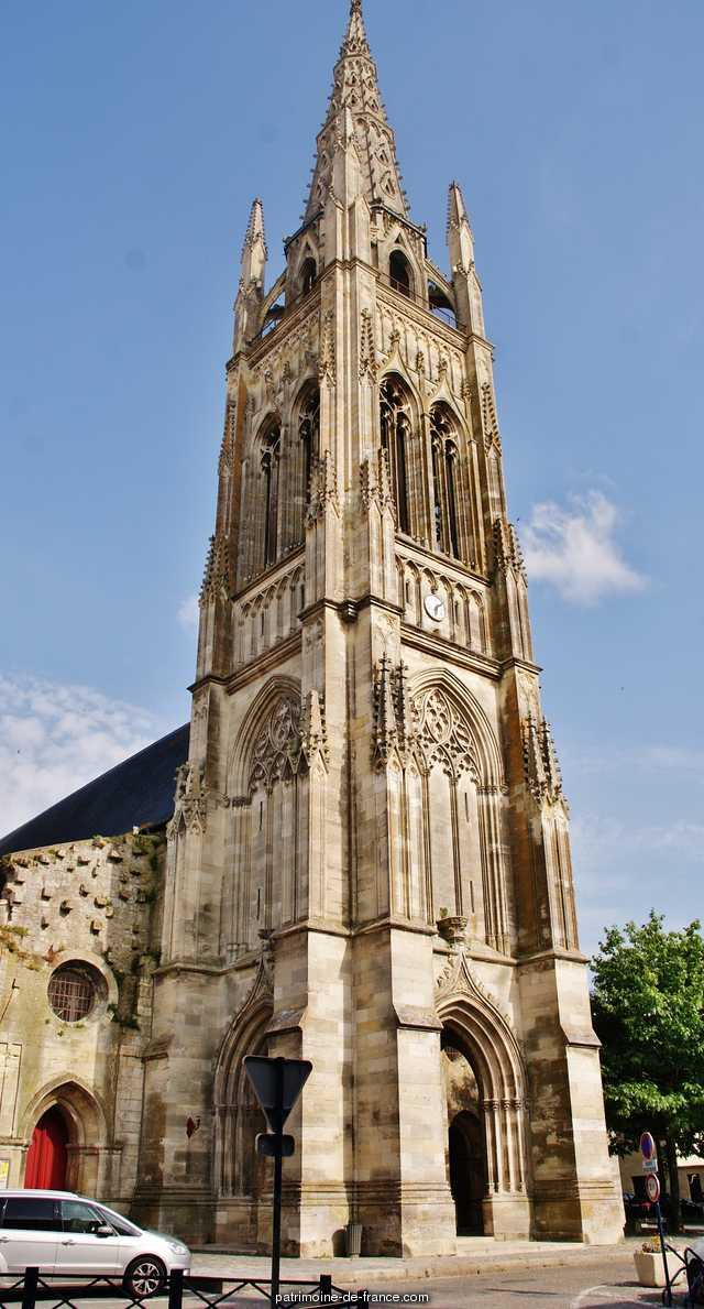 St. John's Church, French Heritage monument to Libourne 5
