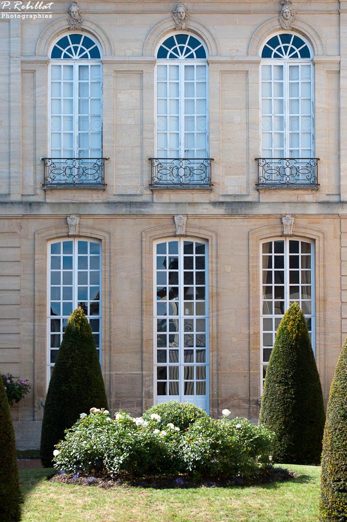 Hôtel de Castilly à Bayeux.