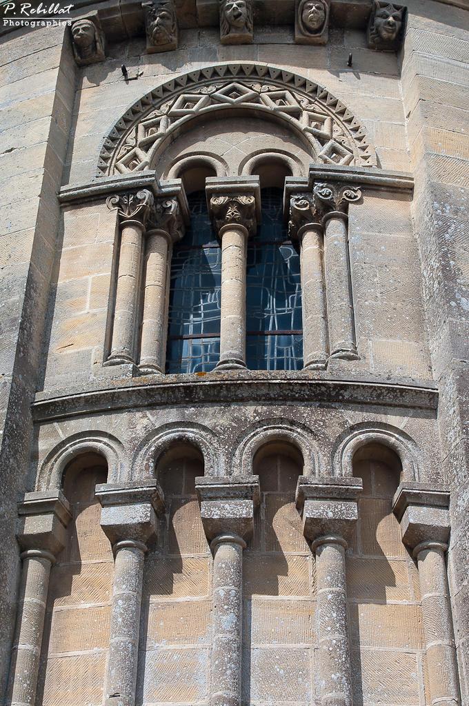 Eglise Saint Georges à Basly.
