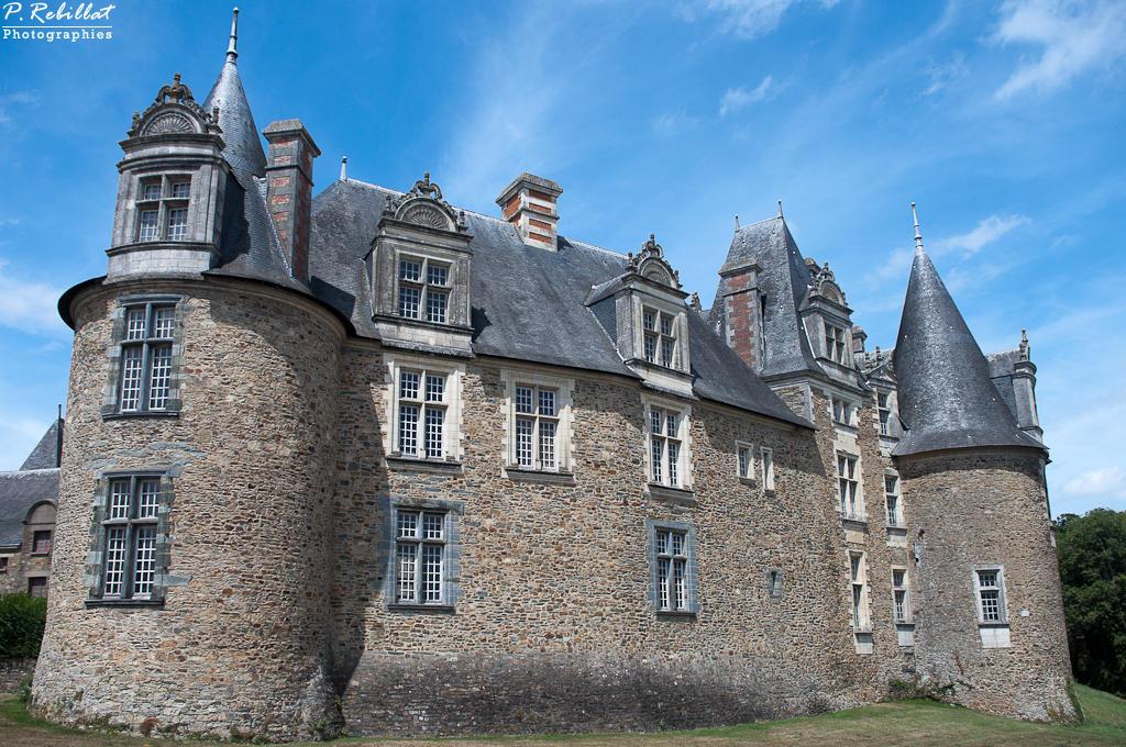 Château Fort par Pascal-Jean Rebillat Photographies