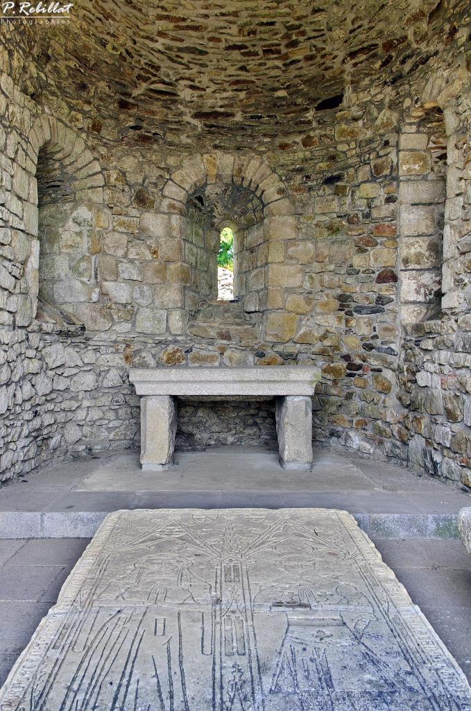 Chapelle Sainte-Anne à Le pallet.