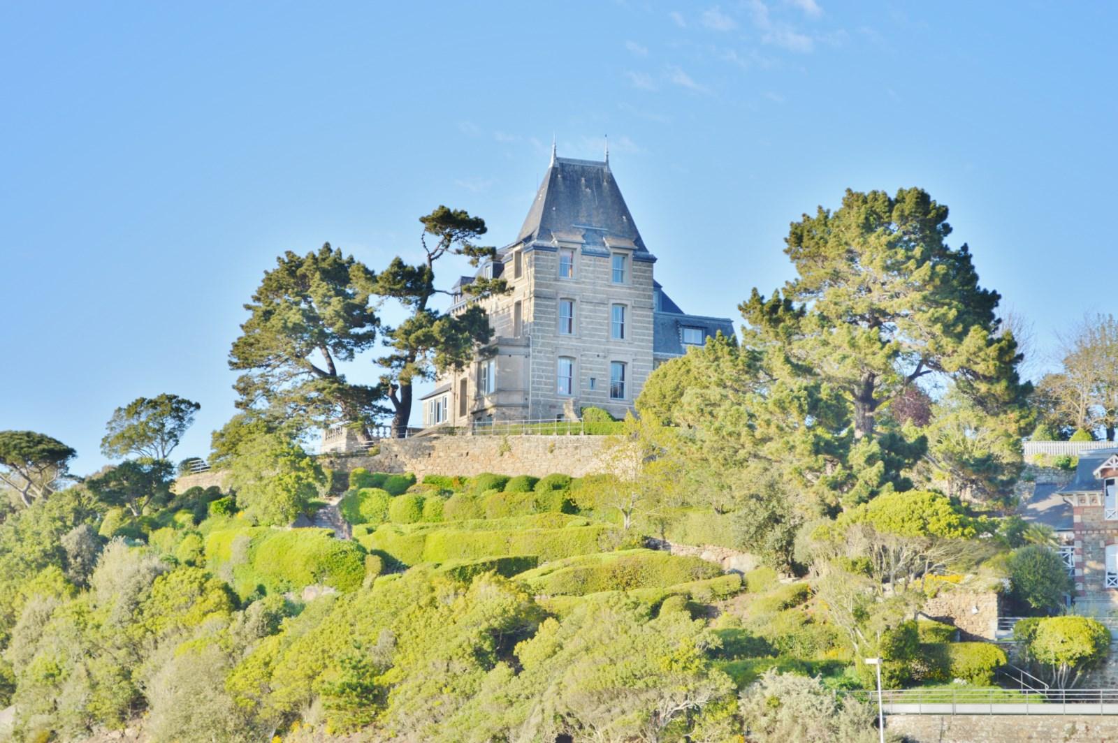 maison de villégiature balnéaire dite villa de Mortemart, puis dite villa Saint-Germain par Patrice