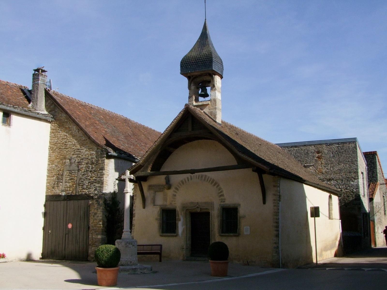 Chapelle Saint-Pierre par perrine