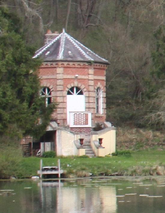 Moulin C.D. 80 lieu dit l'Etang de Fleury à Fleury.