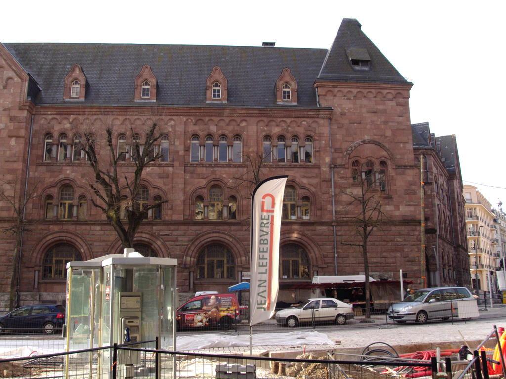 Hôtel des Postes à Metz.