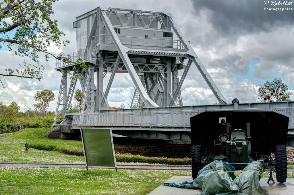Pegasus Bridge par Pascal-Jean Rebillat Photographies
