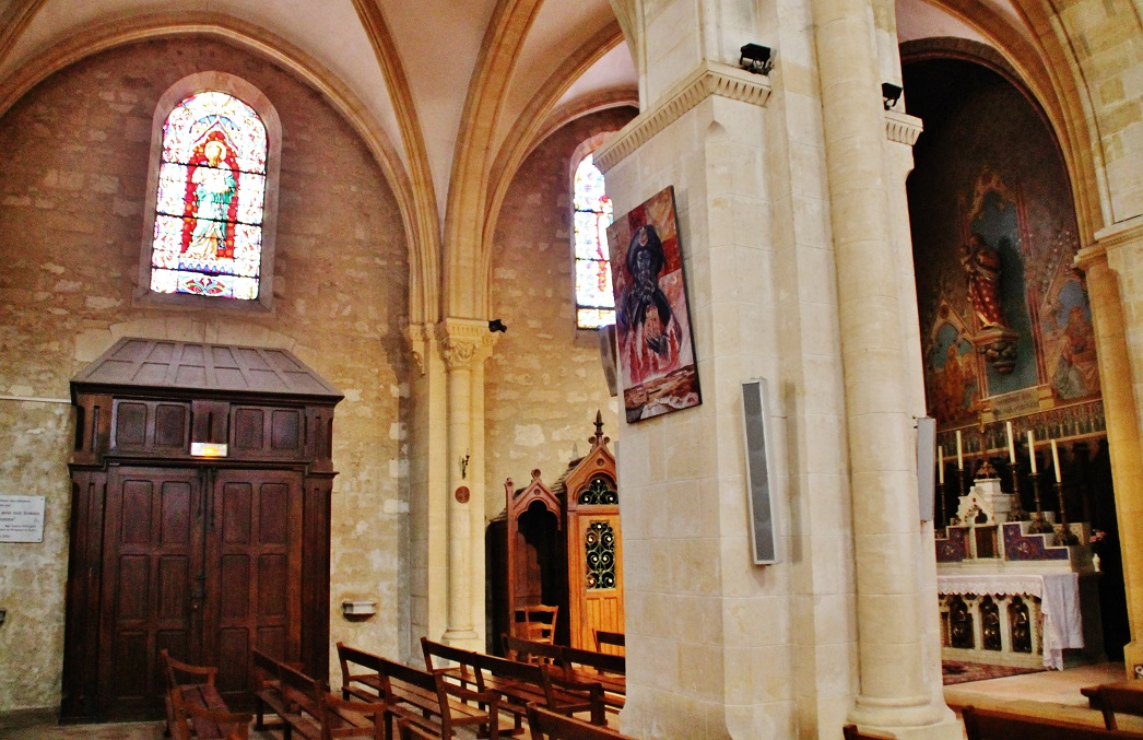 Eglise Saint-Jacques à Bergerac.