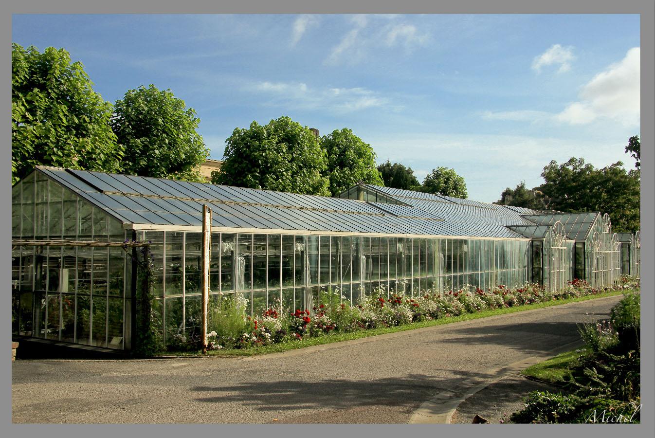 Jardin botanique dit jardin des plantes caen calvados - Le jardin des plantes caen ...