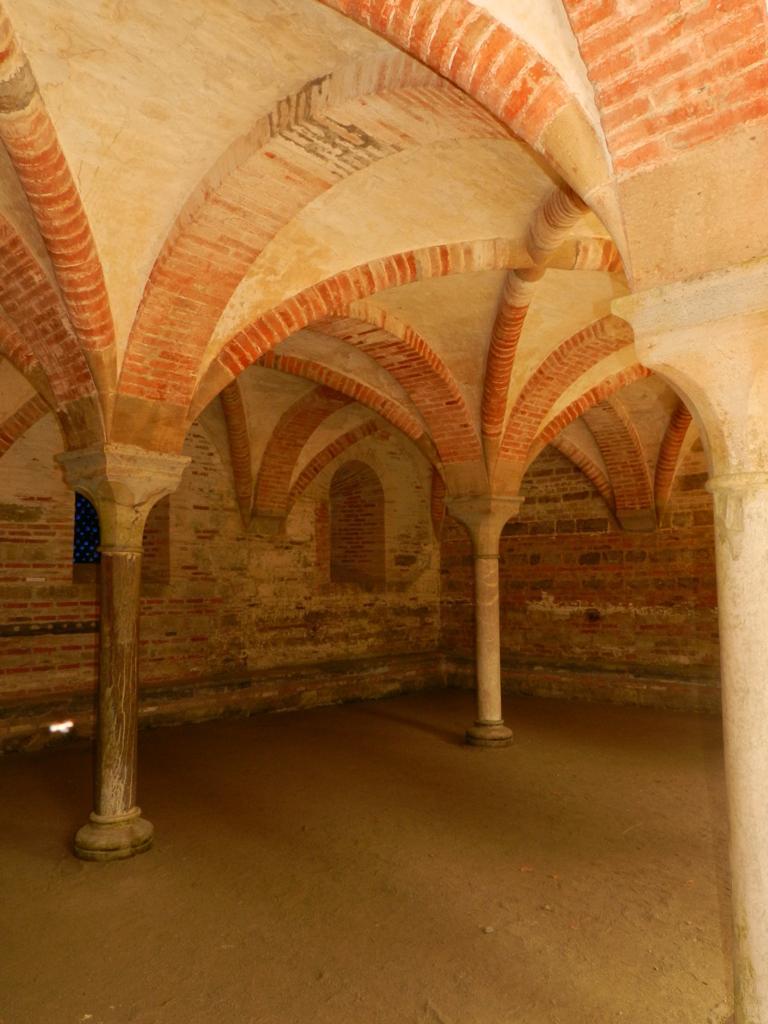 Abbaye de l'Escaladieu à Bonnemazon.