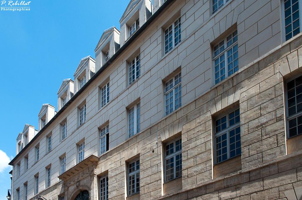 Collège des Ecossais (ancien) à Paris 5eme arrondissement.