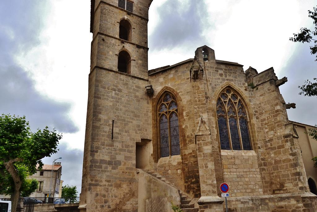 église paroissiale Notre-Dame à Coursan.