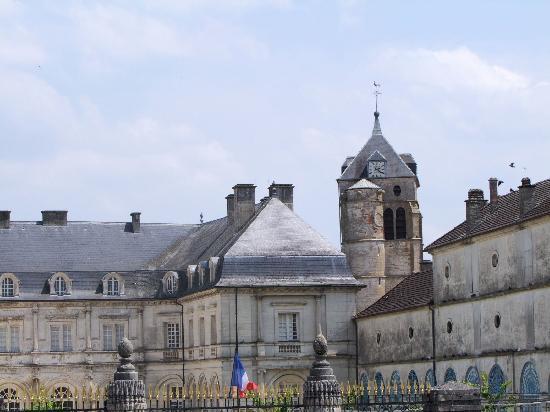Château à Champlitte.