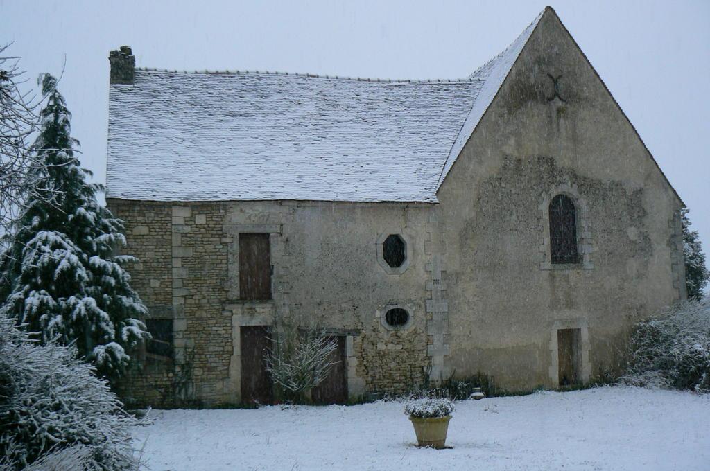 Prieuré Notre-Dame-du-Repos à Medavy.