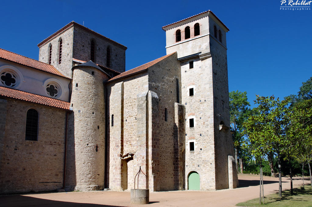 Church of the Trinity, French Heritage monument to Clisson.